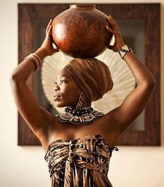 I And Africa | iandafrica: African Woman