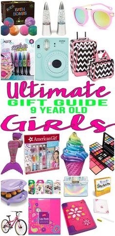 Best Gifts for 8 Year Old Girls in 2017 Birthdays Gift and Girls