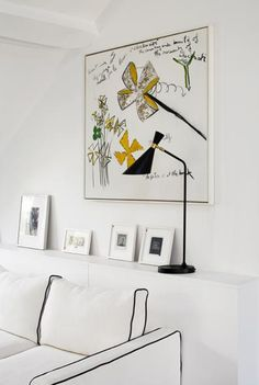 Casa arredata in stile francese - Living Corriere