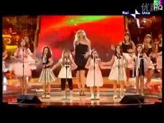 Lorella Cuccarini e Le Belle Bimbe 30/5/2010 - YouTube