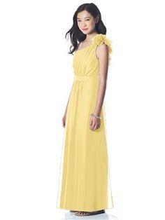 Teen bridesmaid dress for Ischia