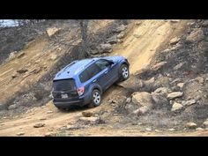 Northwest OHV Park High Top hill climb Subaru Forester Off Road - YouTube