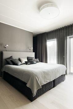 Aet Piel Disain  grey bedroom