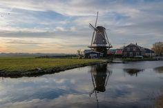Foto 66 #iederedagfoto #Molen De Morgenster, #Aarlanderveen, Zuid Holland, Netherlands