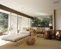As I mentioned yesterday, two of my friends have bought mid-century homes recently. One is in California and the other is in Connecticut. Both have already reached out for advice so I thought I would put a post together for them. My jumping off point for inspiration is David Netto's Neutra house in Los Angeles. […]