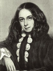 Elizabeth Barrett Browning (1806–1861)  Born in Northumberland to part-Creole Jamaican parents, writer and translator Barrett Browning ranks as one of Britain's foremost Romantic poets.    Her first collection, An Essay on Mind and Other Poems was published in 1826, and in 1833 she also became famous as one of Britain's few women translators of classical languages with her transcription from Greek of Aeschylus' Prometheus Bound.