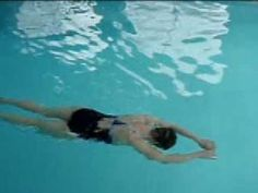 ▶ Swimming Without Stress Learn to Swim Breast Stroke - YouTube