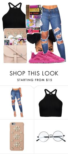 """""""11-15-16"""" by ashantisowell on Polyvore featuring MICHAEL Michael Kors and NIKE"""