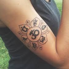 Bilderesultat for seven chakra mandalas tattoos