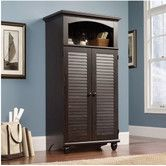 Found it at Wayfair - Harbor View Armoire