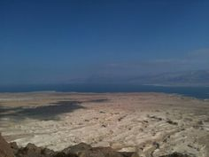 Israel. Dead sea