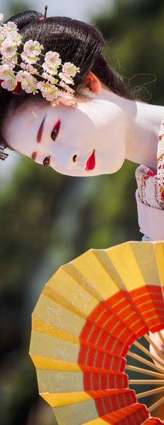 maiko 舞妓 Ayaha あや葉 Pontocho 先斗町 KYOTO JAPAN