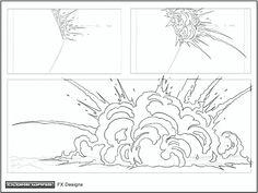 Boom drawings