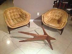 Mid Century Modern Adrian Pearsall Coffee Table Kagan Wegner Finn Juhl Eames Era   eBay