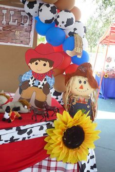 Cowboy, Western Baby Shower Party Ideas | Photo 4 of 99 | Catch My Party