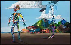 Unceded Territories: Lawrence Paul Yuxweluptun at the Museum of Anthropology