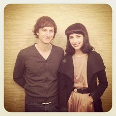 Love them. Kimbra & Goyte