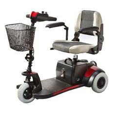 Product Name : Mini-Coupe 3-Wheel Scooter   Price : $1390.00 Free Shipping!