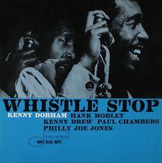 BLUE NOTE BLP 4063   Whistle Stop/Kenny Dorham