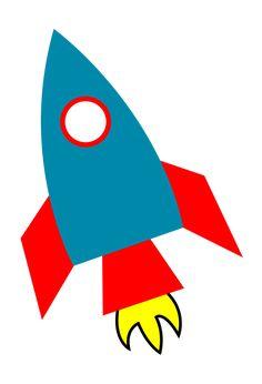 blue rocket ship clip art vector clip art online royalty free rh pinterest com clip art rocket ship clipart rocket ship