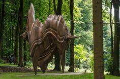 Skulpturenpark Waldfrieden: Erweiterung wird gefeiert