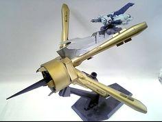 """MSM-07Di Ze'Gok (Con trasporto di cannone """"Kuhblume"""") - Principato di Zeon e 604 Technical Evaluation Unit (OVA: Mobile Suit Gundam MS IGLOO: Apocalypse 0079.)"""