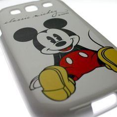 #MickeyMouse Cell Phone Case for #Samsung Galaxy S3
