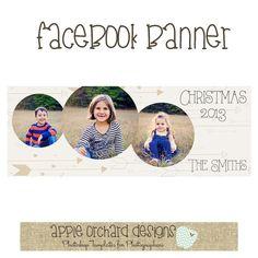 Facebook Timeline Banner Template Facebook Banner, Facebook Timeline, Orchard Design, Banner Template, Handmade Gifts, Inspiration, Etsy, Kid Craft Gifts, Biblical Inspiration