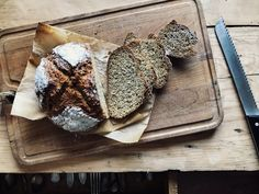 Ír szódakenyér teljes kiőrlésű búzaliszttel | levendulalány Naan, Bread, Food, Yogurt, Brot, Essen, Baking, Meals, Breads