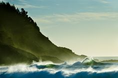 What's it like to spend your life chasing #waves and #adventures?   Find out from world renowned #surf photographer Chris Burkard in the Northcore interview with the man himself. #travel #surfing #photography