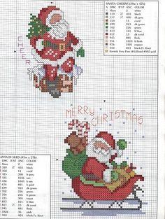 Mais-gráficos-de-ponto-cruz-do-Papai-Noel14