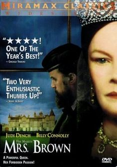 Her Majesty Mrs. Brown starring Judi Dench