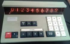ANITA desktop calculator