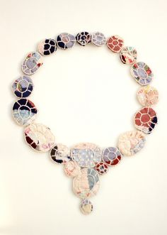 "Mari Foster, ""Restoration,"" 2012 http://marifosterjewelry.blogspot.com/"