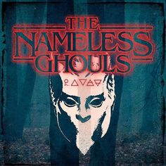 The Nameless Ghouls 2016. #tngofficial