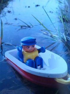 Playmobilboot