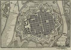 Mannheim, Germany around 1600