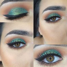19 Absolutely Stunning Make-Up Looks To Try This Autumn | From th3pictures