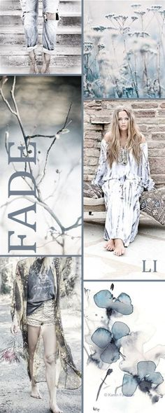 Lu's Control Pin du Jour ~ FADED Grey-Blue, Cream, Brown and Tan. Thank you. I hope you enjoy ❤