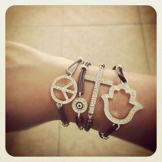 Bracelets, bracelets!