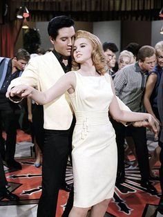 Ann-Margret & Elvis, Viva Las Vegas Elvis Presley the King of Rock and Roll Priscilla Presley, Lisa Marie Presley, Ann Margret, Classic Hollywood, Old Hollywood, Hollywood Style, Hollywood Glamour, Mississippi, Elvis Presley Movies