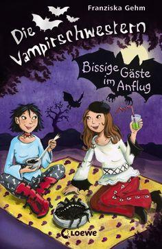 Die Vampirschwestern, Band 6  » Bissige Gäste im Anflug «