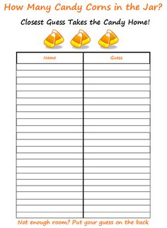 free halloween downloads candy corn pinterest candy corn free printable and math. Black Bedroom Furniture Sets. Home Design Ideas