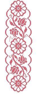 Crochet tapetes Filet Crochet Charts, Crochet Doily Patterns, Crochet Art, Crochet Doilies, Stitch Patterns, Crochet Needles, Crochet Stitches, Crochet Table Runner, Fillet Crochet