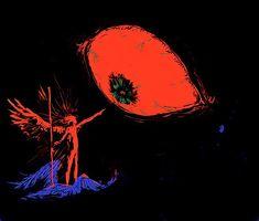 Dark Art Illustrations, Illustration Art, Arte Grunge, Arte Obscura, Creepy Art, Psychedelic Art, Horror Art, Art Sketchbook, Aesthetic Art