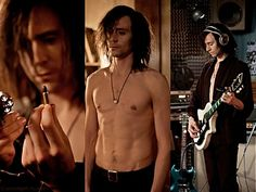 Adam in Only Lovers Left Alive, I admit it I only pinned it for the picture in the middle..