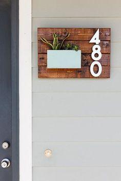 Fresh Welcome - 25 Warm-Weather DIYs If You Hate DIYs - Photos