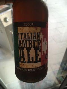 ROSSA ITALIAN AMBER ALE