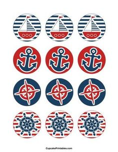 nautical theme round  tags ZO41PnHaah0.jpg (458×593)