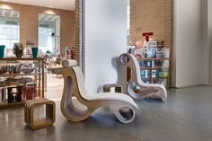 """X2Chair & More Light"" Triennale Design Week 2013 Milano - LESSMORE® visit www.lessmore.it"